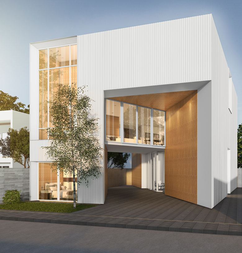 3D Visualisierung Immobilie | 3D Visualisierungen