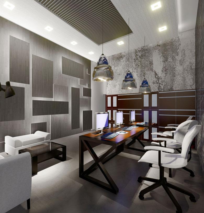 Interior 3D View   Inneneinrichtung Immobilien