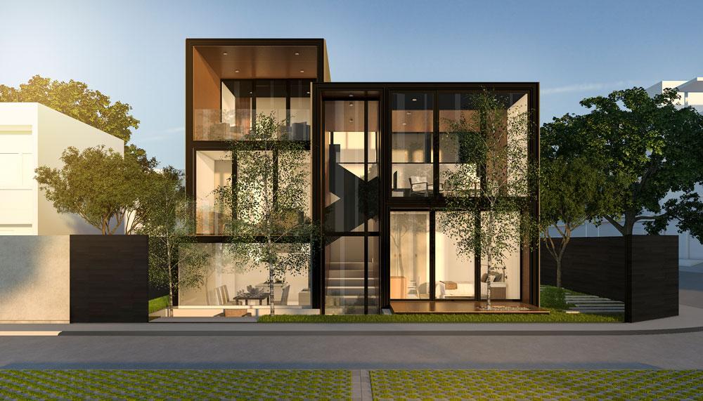 Immobilien Visualisierung Bonn | Immo 3D Modelle | 3D Modell erstellen lassen | Neubauprojektierung